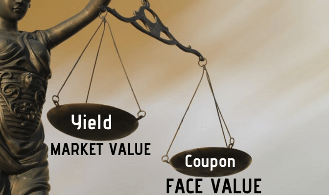 FACE VALUE OR MARKET VALUE