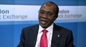 B-R-E-A-K-I-N-G: GEJ Nominates Zenith Bank MD Godwin Emefiele As CBN Governor