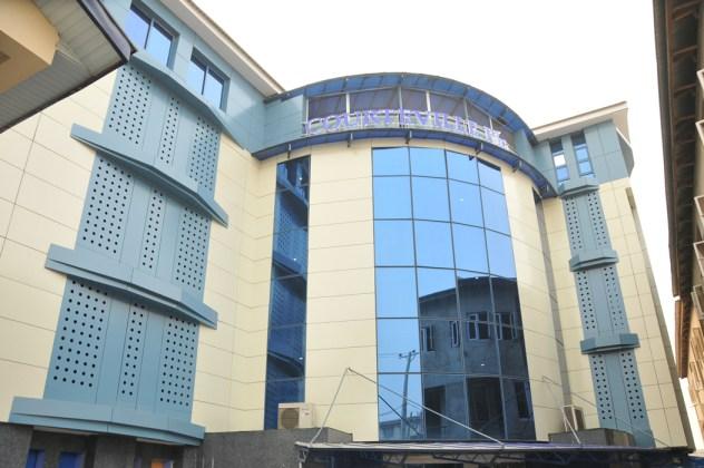 New Courteville HQ