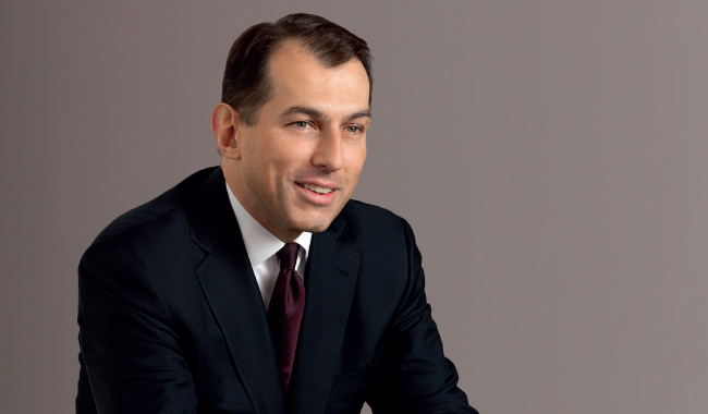 Osman Afren Former CEO