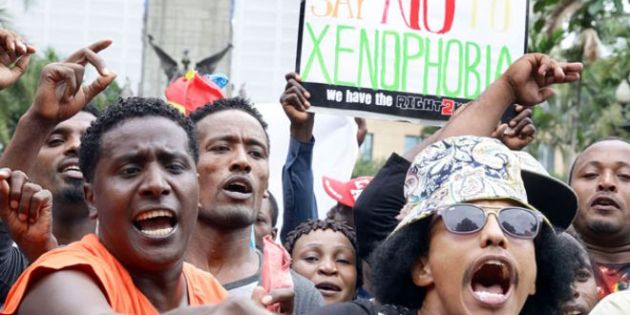 Nigerian Students Have A Message For Xenophobic South Africans