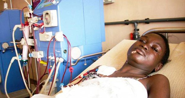 Support a petition for bill to subsidise the cost of dialysis