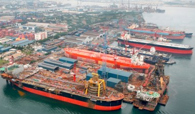 NLNG plans to build Nigeria's first ship yard the size of 185 football fields