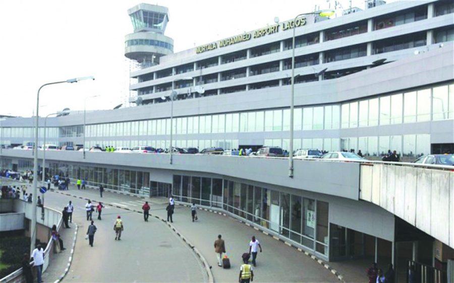 Image result for Murtala Muhammed International Airport, Ikeja,