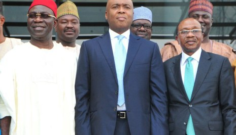 Senate, CBN and Banks Meet to discuss Interest rates
