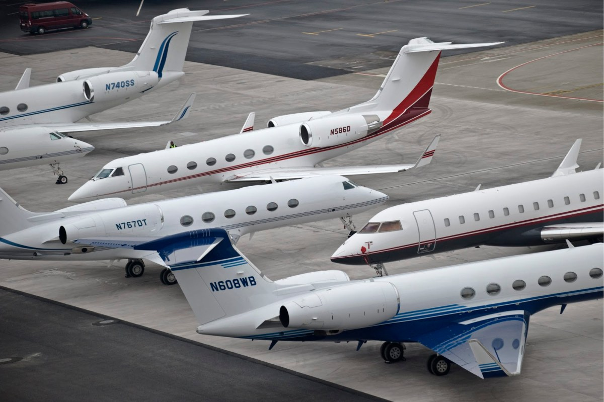 Nigeria's Private Jet Owners Spend N30bn On Maintenance Annually