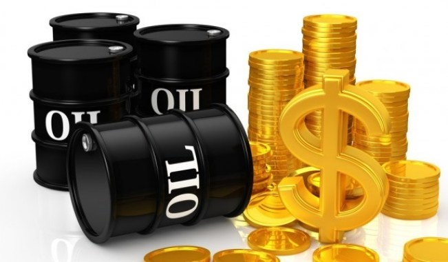 Crude Oil prices, oil
