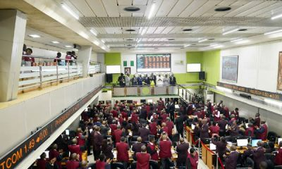 Nigerian stock exchange - nairametrics