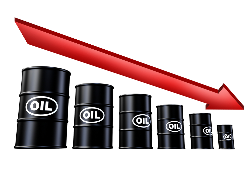 Oil Price tumbles to a 4 month low, as U.S-China trade tension heightens