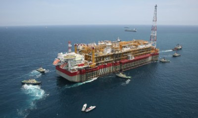 Samsung Heavy Industries, FPSO unit, Oil and Gas