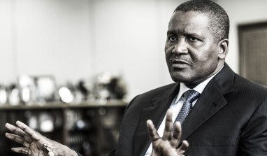 Africa Center: Aliko Dangote Is Going 'Global', Just Like The Others