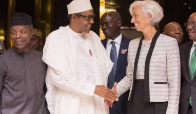 IMF Will Help Nigeria Recover Stolen Funds – Lagarde