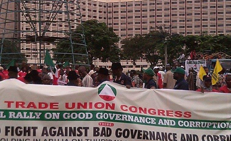 Trade Union Congress Credit: TUC Nigeria