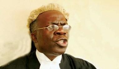 Falana Threatens To Sue FG If Nigeria Borrows To Finance 2016 Budget