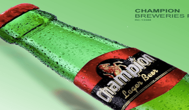 Alert: Champion Breweries Reports N530 Million Profit (2016 FY)