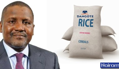 "Dangote  Applies ""The Brazilian Option"" To Boost Rice Production"