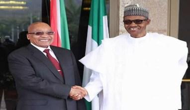 What President Buhari Just Said Concerning $3.9 billion MTN Fine
