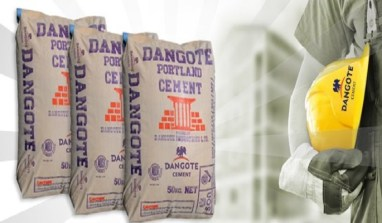 Dangote Cement Prices Up 69% To N2,200 Per Bag