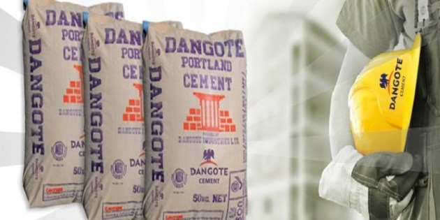 ALERT: Dangote Cement Post N70 Billion Profit (2017 3Months)