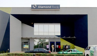 Diamond Bank Pre-Tax Drops by 79%