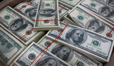 Data: Amount of dollars inflows and outflows into Nigeria