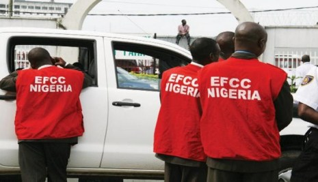 EFCC Storms Sterling Bank Headquarters, Grills MD