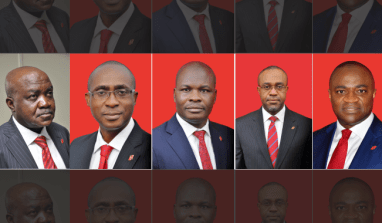Meet UBA's 5 New Executive Directors