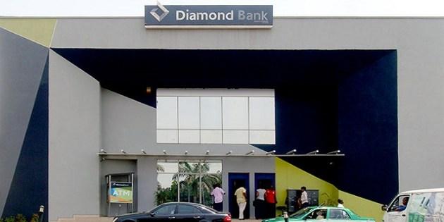 ALERT: Diamond Bank Reports 38% Drop In Profit (2016 FY)