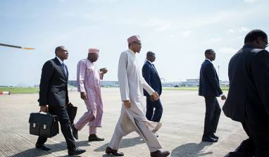 How Buhari Expects Ambassadors 'To Do More With Less'