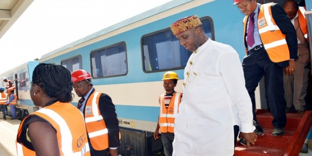 Buhari To Commission Abuja-Kaduna Rail Project In July – Minister