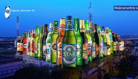 ALERT: Nigeria Breweries reports N34 billion profit (2017 HY)