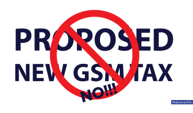 We Will Not Accept It!!! Furor Trails Proposed New GSM Tax