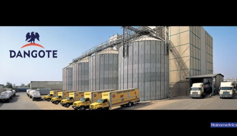 Dangote Rice Ready By December 2017