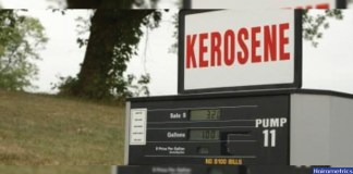 Average prices of Kerosene, Diesel and Cooking Gas in Nigeria