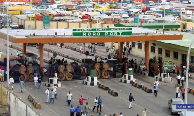 Nigeria Customs Service, Port, Customs, Containers