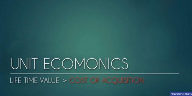 Understanding the Unit Economics of Your Startup