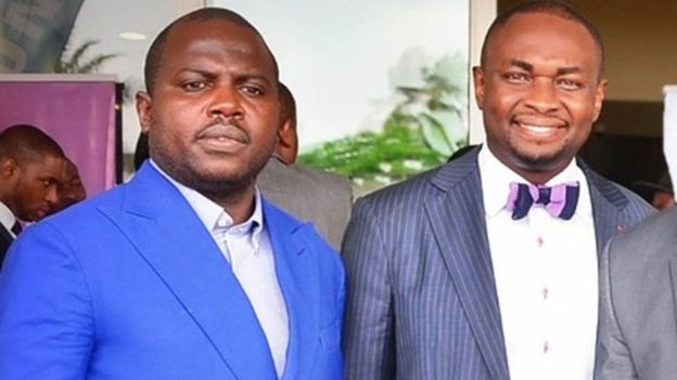 Purple Capital| Laide Agboola (L) and Obinna Onunkwo (R) believe there are opportunities even in a downturn