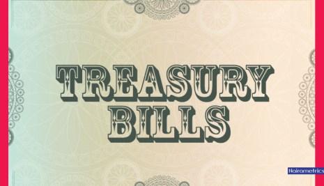 Yields on Nigerian treasury bills fall at auction