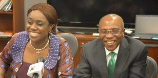 Nigeria external reserve, CBN