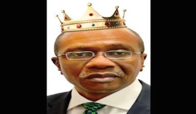 Emperor Emefiele Calls For A Tax On GSM Calls Above 3 Minutes.