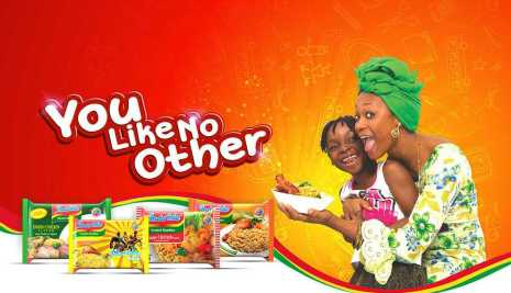 Indomie Ranked No. 1 Noodle Brand In Africa