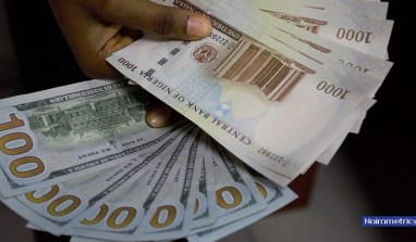 The CBN Believes This Is Why Naira Is Gaining On Black Market