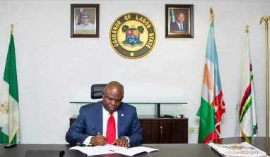 Lagos State earned N20.7 billion from title perfection, C of O etc. in 2016