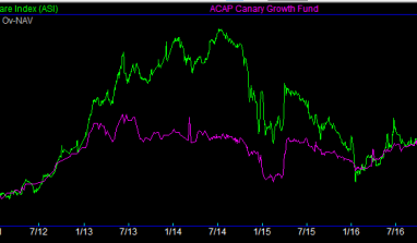 ACAP Canary Growth Fund Delivers 13% Return in 2016