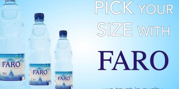Weekly News Roundup (May 13, 2017): Faro Water rakes in N4 billion in revenue for 2016