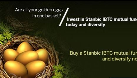 Stanbic IBTC Money market fund suffers highest weekly outflow since 2009
