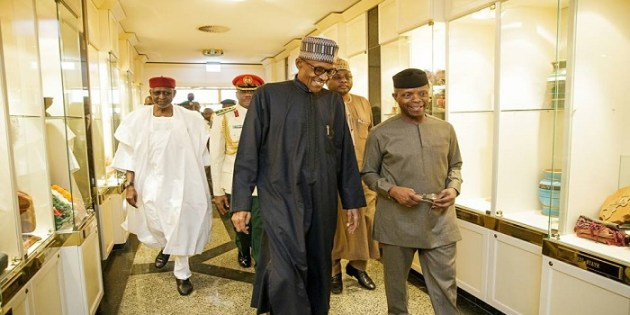 Side by side: Osinbajo remarks to Northern & South East Traditional Rulers on growing ethnic tensions