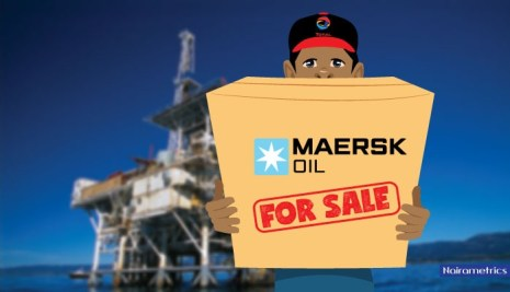 Acquisition: Total to buy Maersk Oil for $7.45 billion