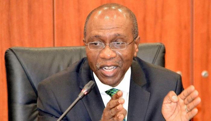 Godwin Emefiele, CBN Governor