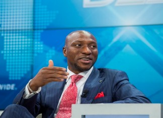dividend, oscar-onyema-NSE-boss, Nigerian Stock Exchange, Listing